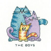 The Boys Pattern