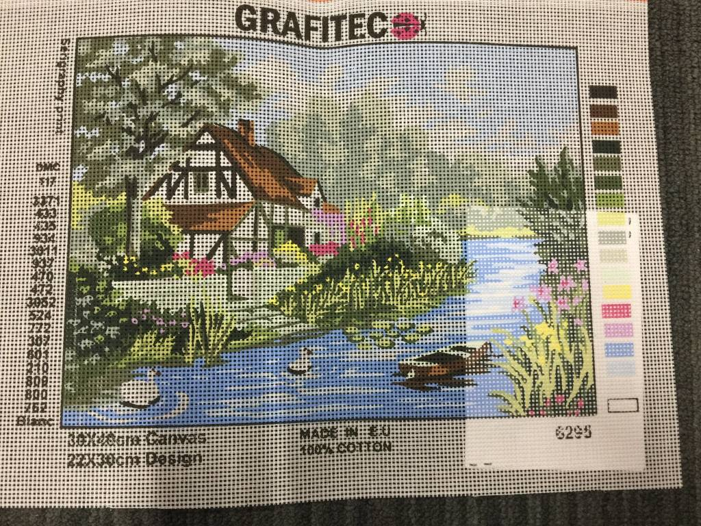 Cottage Tapestry 6.295