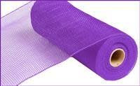 10''X10yd Value Mesh Purple