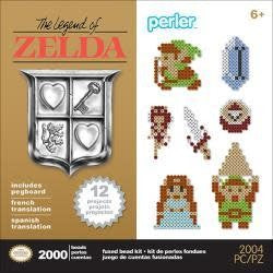 Zelda Perler Fused Bead Kit