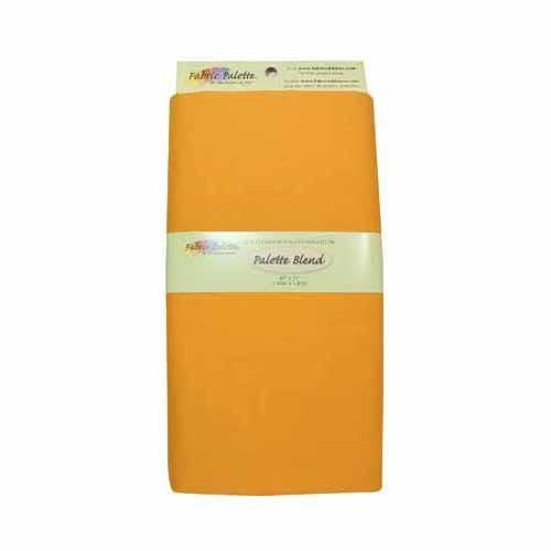 Poly-Cotton Fabric - Yellow - 1.8 x 1m (2yds x 42'')