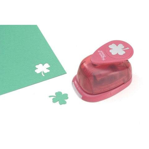 Picture Punch Shape Punch - Shamrock - 1 inch