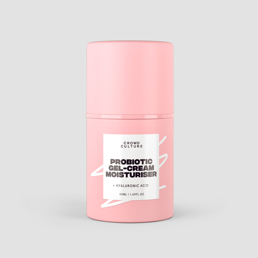 Probiotic Gel-Cream Moisturiser