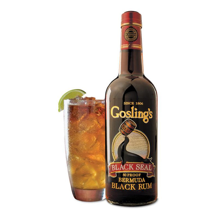 Gosling´s Black Seal Rum 40% 70 cl.