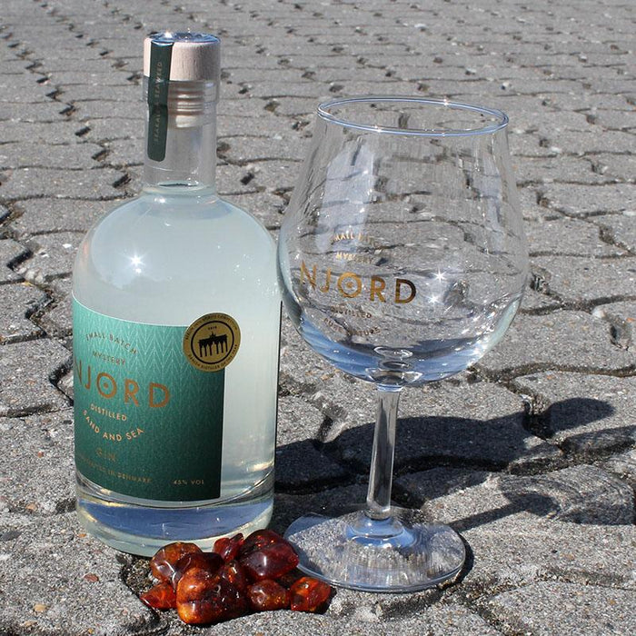 Njord Gin - Sand & Sea - Amber Infused