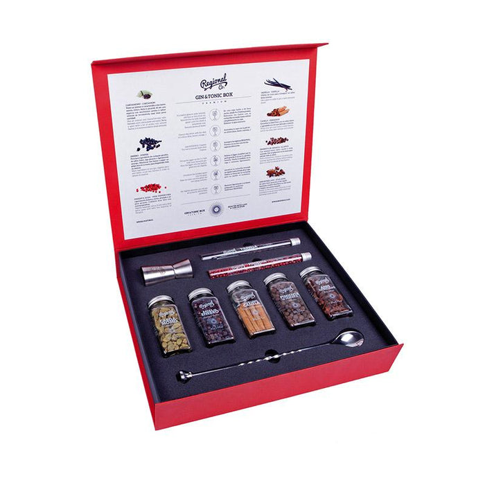 Regional & co - Gin & Tonic Premium Box