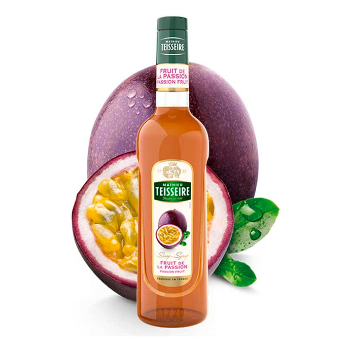 Mathieu Teisseire - Passionsfrugt sirup