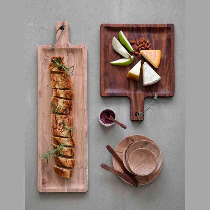 Stuff Design- Platter, sheesham