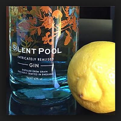 Silent Pool Gin 43% 70 cl.