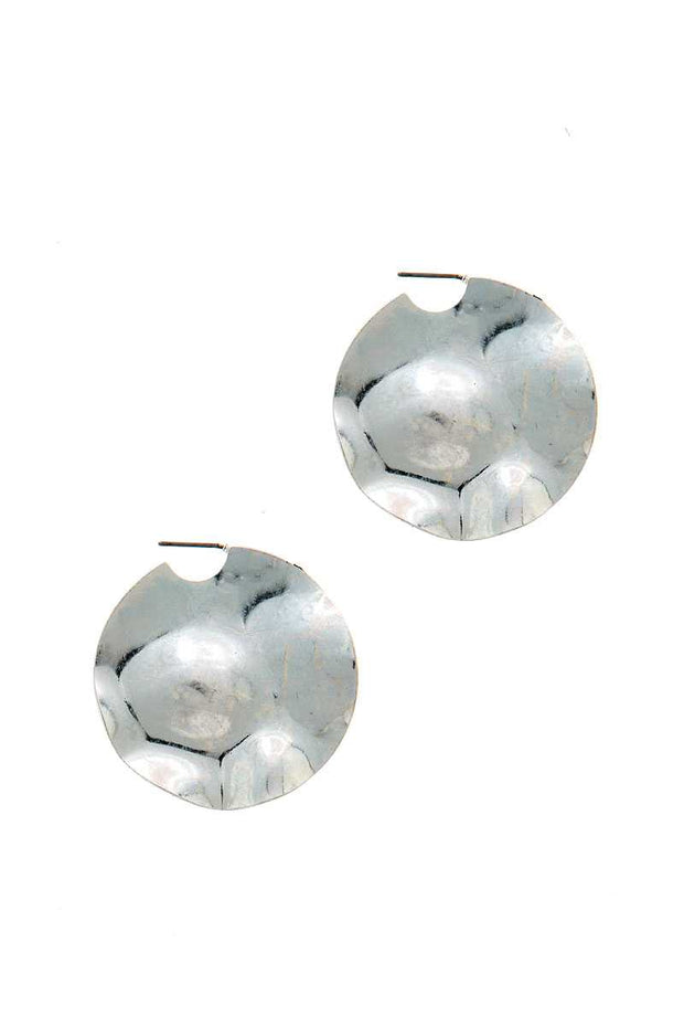 Chic Fashion Bent Circle Earring - Avantchi.com