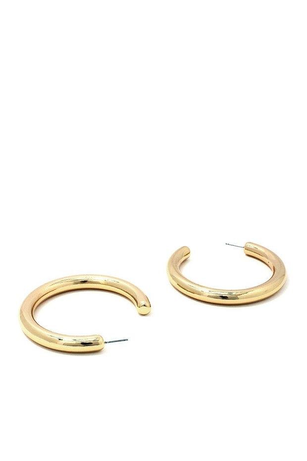 Fashion Cute Open Hoop Earring - Avantchi.com