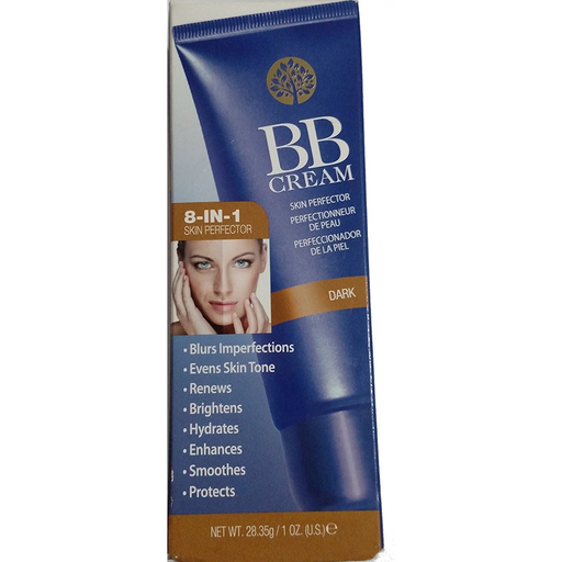 Living Source Blemish Balm Cream Skin Perfector - Dark 1 oz.