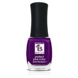 Protect+ Nail Color w/ Prosina - Secret Desire (A Bright Creamy Iridescent Purple) - Barielle - America's Original Nail Treatment Brand