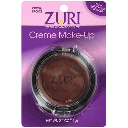 Zuri Cream Makeup - Cocoa Bronze