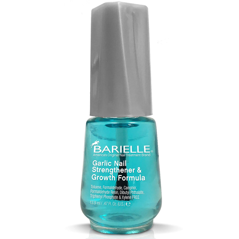 Barielle Garlic Nail Strengthener & Growth Formula Dual Function Nail Lacquer .5 oz. - Barielle - America's Original Nail Treatment Brand