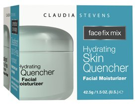 Claudia Stevens Face Fix Mix Hydrating Skin Quencher Moisturizer 1.5 oz.