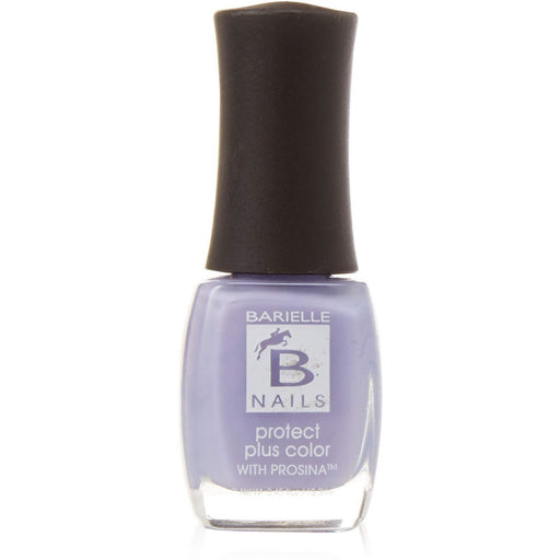 Protect+ Nail Color w/ Prosina - Rain in Spain (A Creamy Light Periwinkle) - Barielle - America's Original Nail Treatment Brand