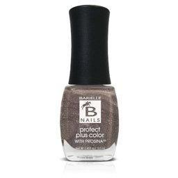 Protect+ Nail Color w/ Prosina - Iced Cinnamon (A Rich Metallic Brown) - Barielle - America's Original Nail Treatment Brand