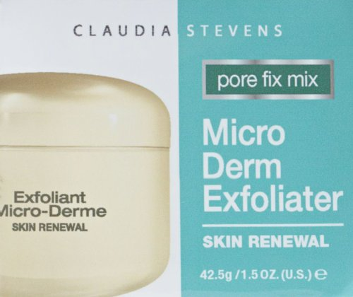 Claudia Stevens Pore Fix Mix Micro Derm Exfoliator 1.5 oz