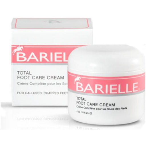 Barielle Total Foot Care Cream 4 oz. - Barielle - America's Original Nail Treatment Brand