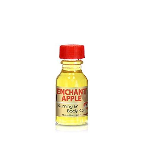 Burning & Body Oil - Enchant Apple .5 oz.