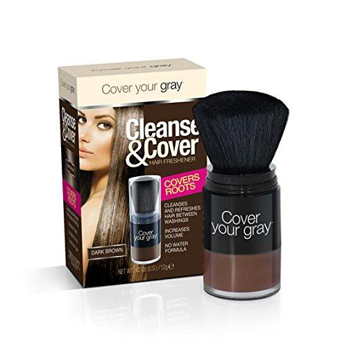 Cover Your Gray Fill in Powder with Cleanse and Cover Combo - coveryourgray