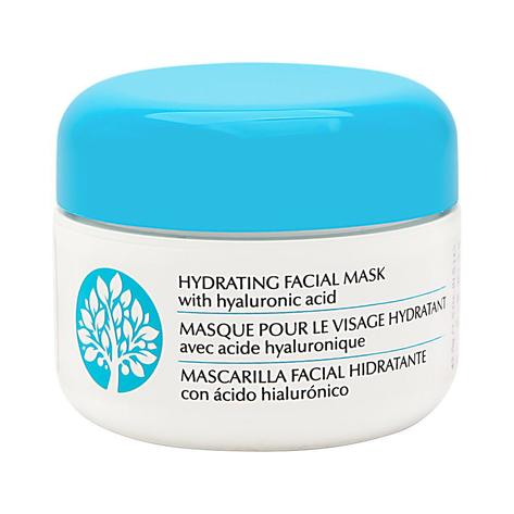 Living Source Hyaluronic Acid Hydrating Facial Mask 1.5 oz