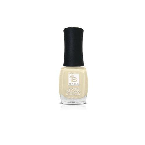 Barielle Protect Plus Color With Prosina Nail Polish Vanilla Bean - A Creamy Light Custard - Barielle - America's Original Nail Treatment Brand