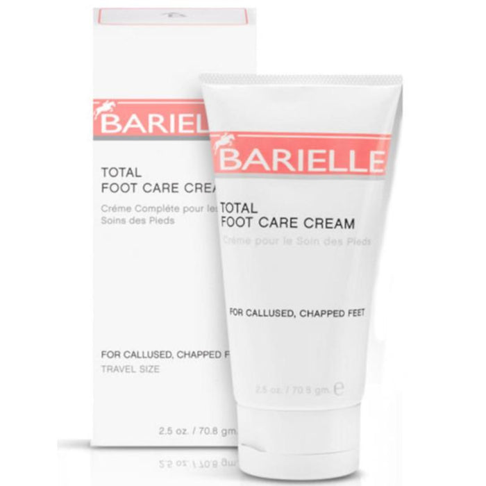 Barielle Total Foot Care Cream 2.5 oz. - Barielle - America's Original Nail Treatment Brand