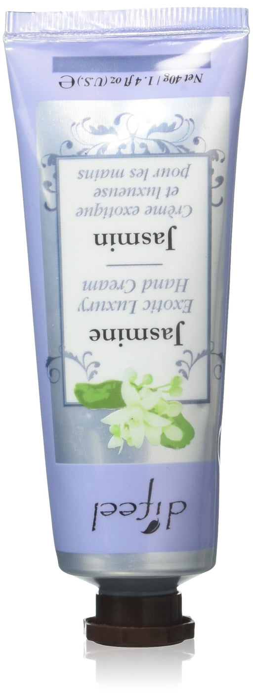 Difeel Luxury Moisturizing Hand Cream - Jasmine 1.4 oz.