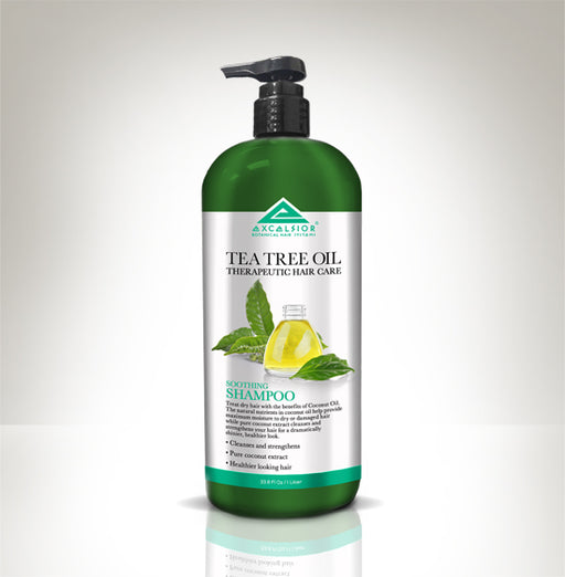 EXCELSIOR TEA TREE OIL SHAMPOO 33 OZ