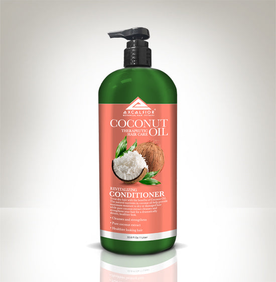 EXCELSIOR COCONUT OIL CONDITIONER 33 OZ