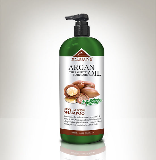EXCELSIOR ARGAN OIL SHAMPOO 33 OZ