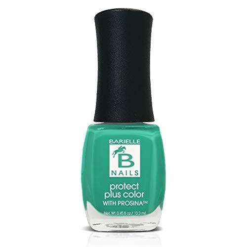 Protect+ Nail Color w/ Prosina - Head of the Class Green (A Neon Green) - Barielle - America's Original Nail Treatment Brand