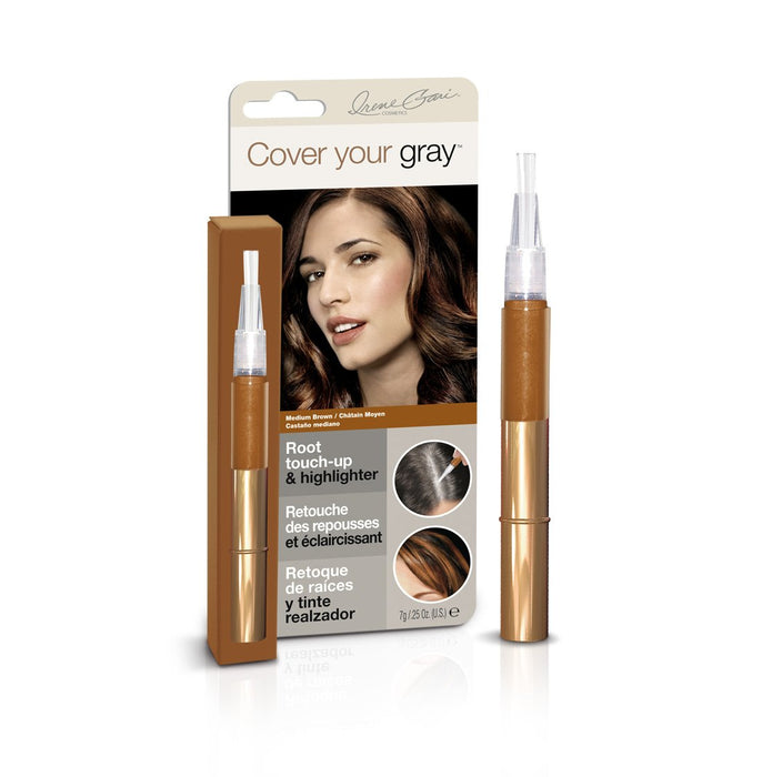 Cover Your Gray Root Touch-up & Highlighter - coveryourgray