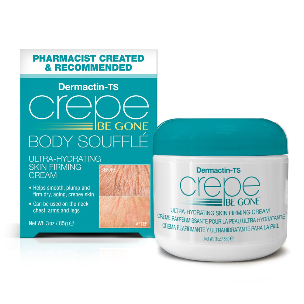 Dermactin-TS Crepe Be Gone Body Soufflé 3 oz.