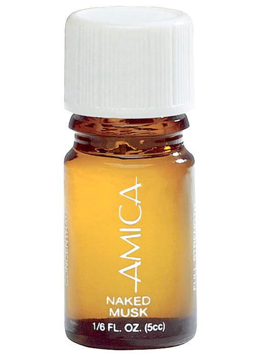 Amica Naked Musk Oil .17 oz.