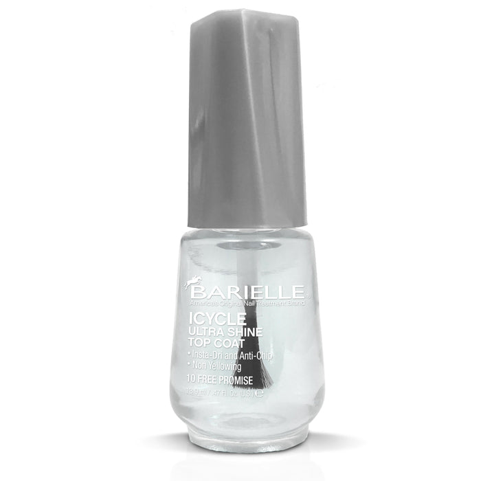 Barielle Icycle Ultra Shine Top Coat - Barielle - America's Original Nail Treatment Brand