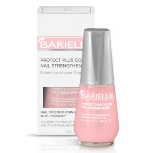 Barielle Protect Plus Color Nail Strengthener - Pink .5 oz. - Barielle - America's Original Nail Treatment Brand