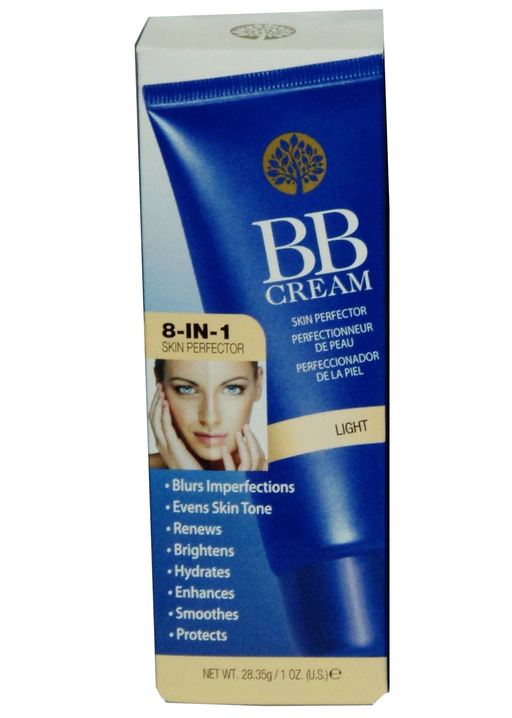 Living Source BB Cream Skin Perfector - Light