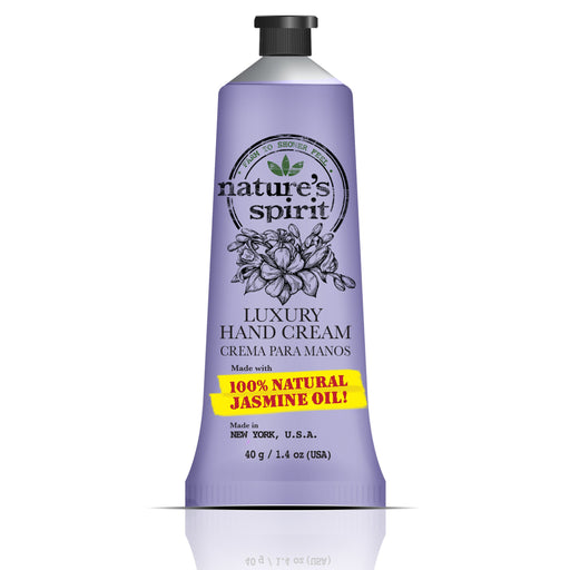 Nature's Spirit Luxury Hand Cream Jasmine 1.4 oz