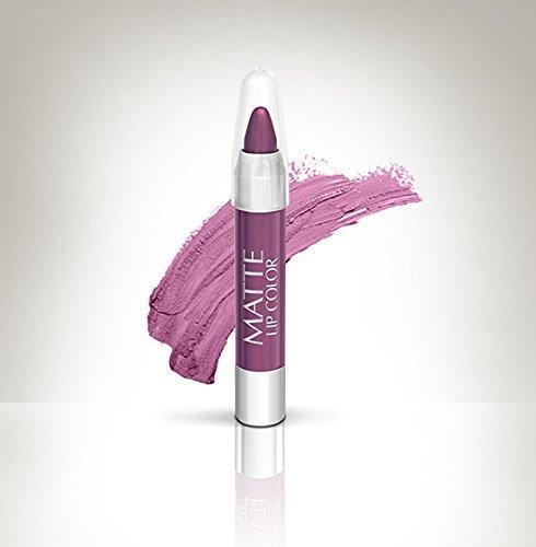 Zuri Flawless Matte Lip Color - Plum Perfect