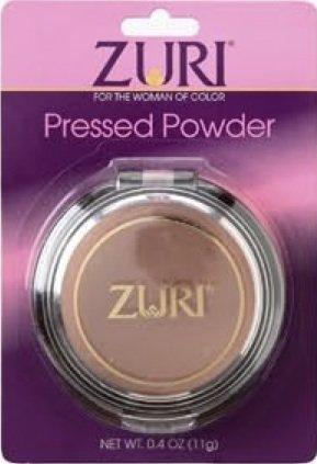 Zuri Pressed Powder - Honey Glo