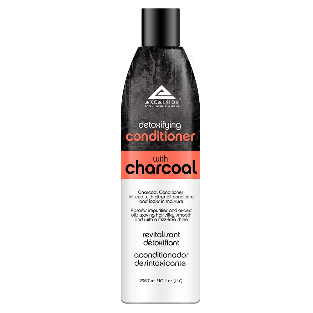 Excelsior Detoxifying Conditioner with Charcoal 10 oz.