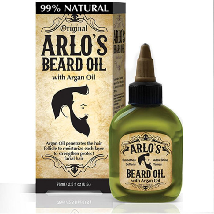 Arlo's Beard Oil with Argan Oil 2.5 oz.