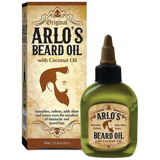 Arlo's Beard Oil with Coconut Oil 2.5 oz.