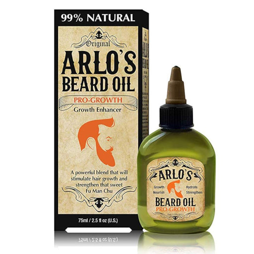 Arlo's Beard Oil - Pro Growth - Castor 2.5 oz.