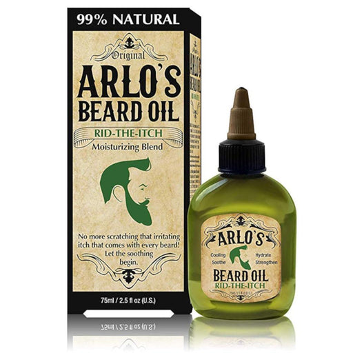 Arlo's Beard Oil - Rid the Itch 2.5 oz.