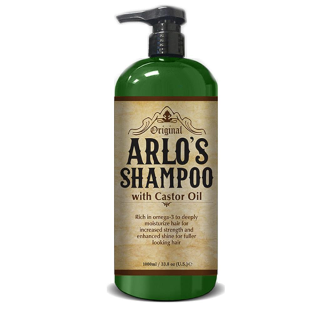 Arlo's Shampoo with Castor Oil 33 oz. (6-Pack)