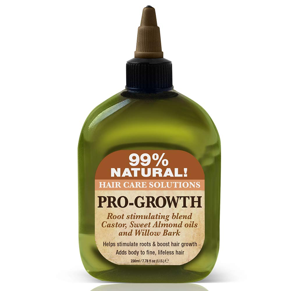 Difeel 99% Natural Moisturizing Hair Care Solutions - Pro-Growth 7.8 oz.